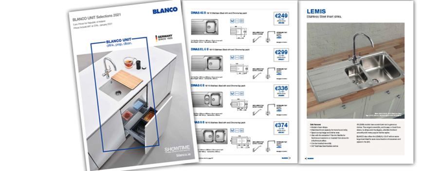 BLANCO UNIT Selections 2021