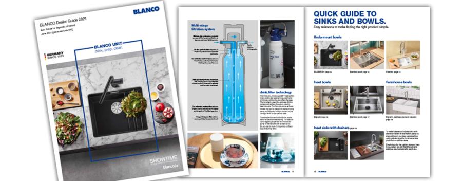 BLANCO Dealer Guide 2021